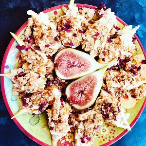Summer Fig Recipe by Carmela D'Amore